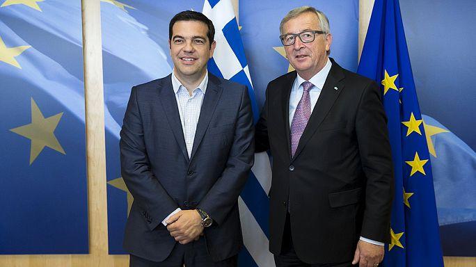 A görög kormányfőnek kezd elege lenni