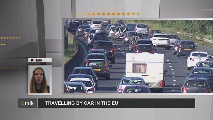 Путешествие по ЕС на машине: формальности, которые нужно знать
