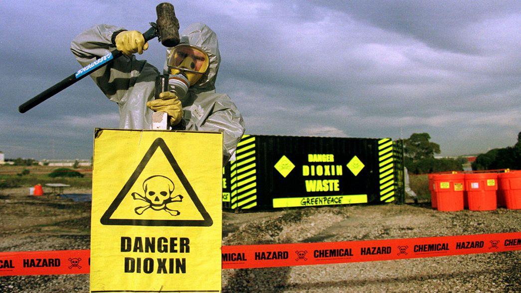 Crimes contra o ambiente: Está a Europa sentada numa bomba relógio tóxica?