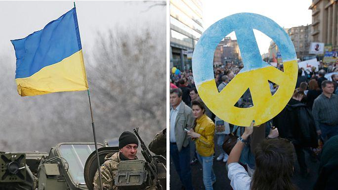 Ukrayna Avrupalılar için savaş ve fakirlik demek