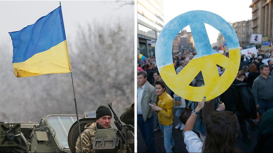 Das denkt Europa über die Ukraine: Krieg, Russland, Armut