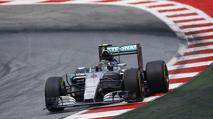 باكو تحضر لاستضافة الجولة السادسة من بطولة العالم للفورمولا 1