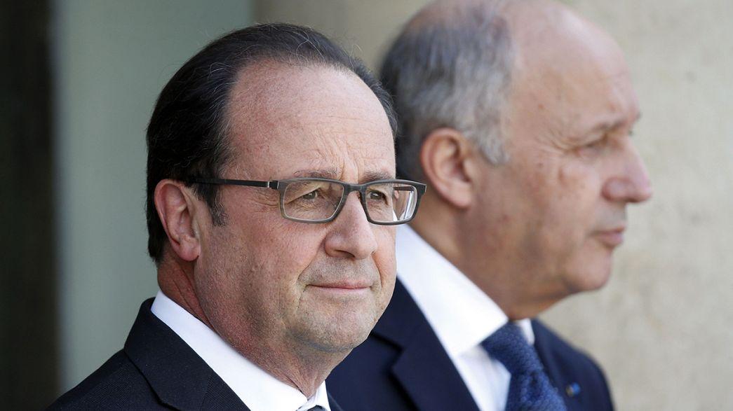 Francia pide explicaciones a Estados Unidos por el espionaje a sus presidentes