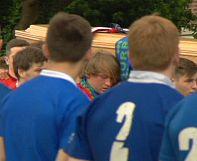 Irlanda: funerali a Dublino per due studenti precipitati dal balcone