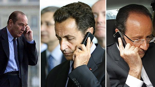 All the presidents' phone calls -- WikiLeaks heats up US-French connections