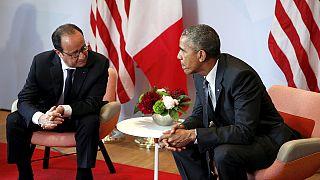 Obama tells Hollande he is no longer spy target