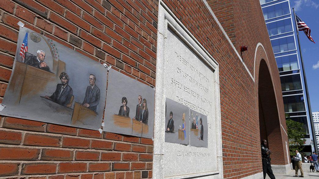 Los supervivientes de los atentados de Boston, divididos sobre las disculpas de Dzhokhar Tsarnaev