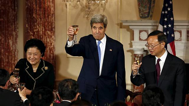 Dialogue tendu entre Pékin et Washington