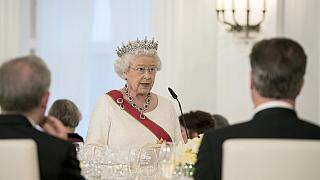 Queen stresses the need for unity in Europe while on four day state visit to Germany