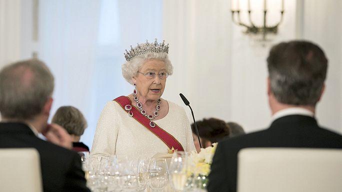 الملكة إليزابيث تدعو للحفاظ على الوحدة في أوروبا