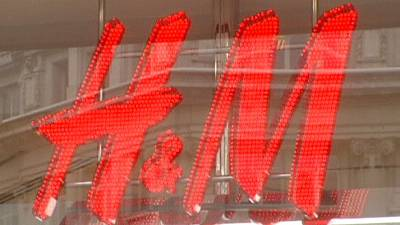 H&M stitched up by strong US dollar