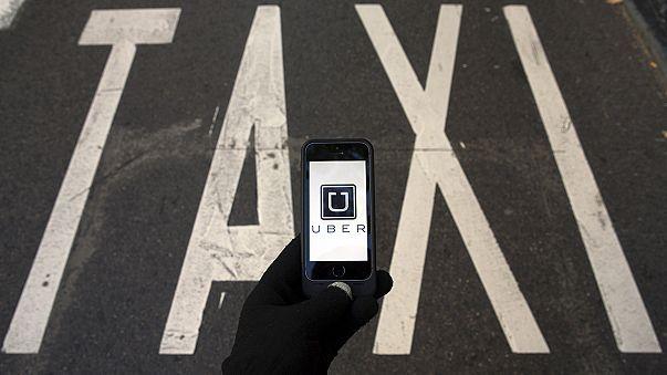 Európában is hódít az Uber, de a taxisok azonnal betiltanák