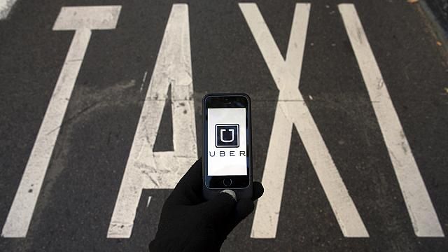 Uber presses traditional taxis hard