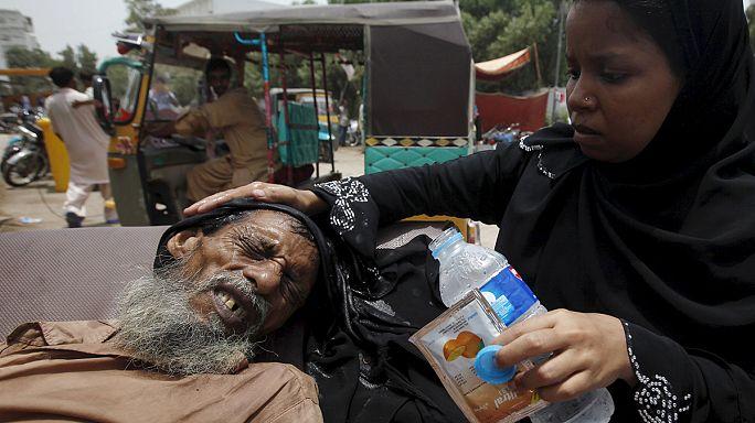 Mehr als 1000 Hitzetote in Pakistan