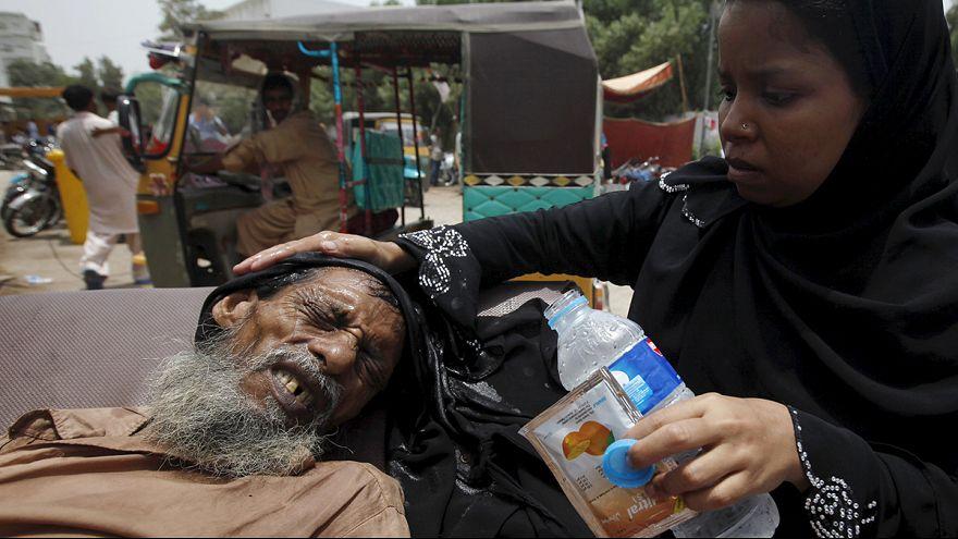 Canicule : le bilan s'alourdit à 1000 morts au Pakistan