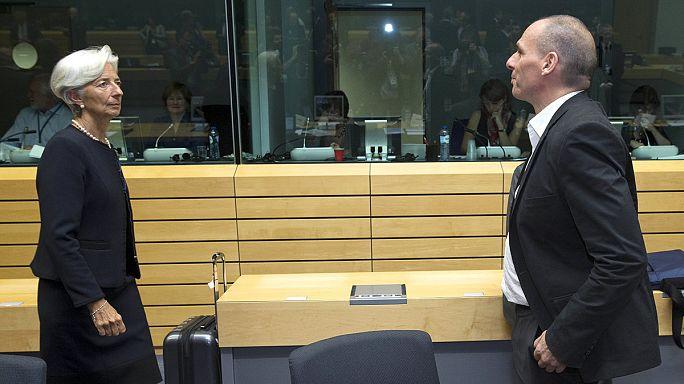 Eurócsoport: nincs megegyezés a görög hitelről