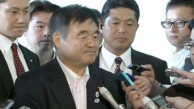 Le Japon nomme un ministre olympique