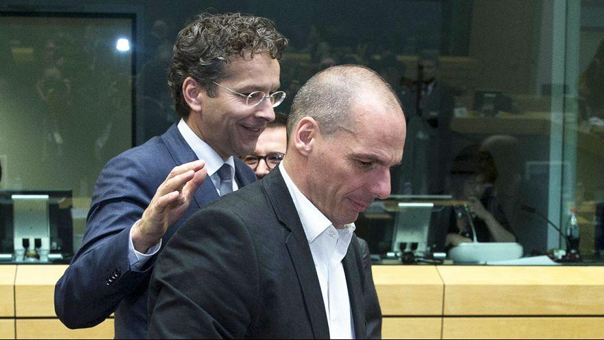 Son Eurogroup toplantısından da sonuç çıkmadı