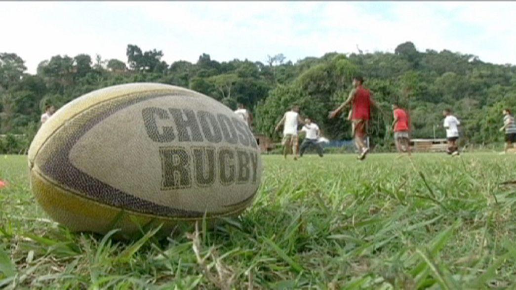 Brasile, un paese pazzo per il rugby
