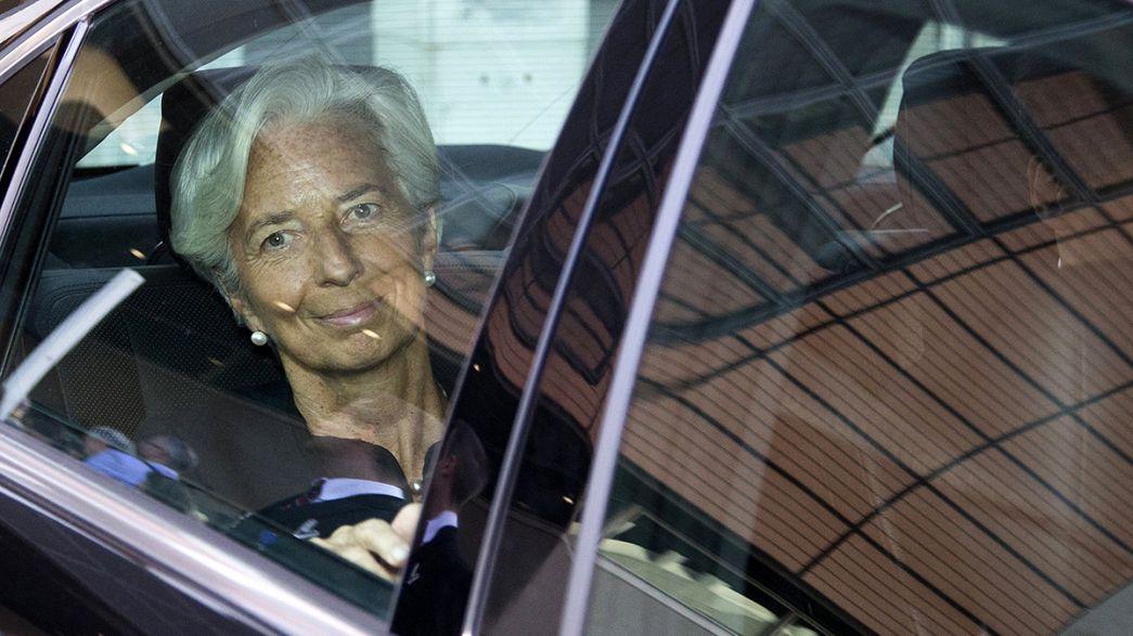 FMI à espera que a Grécia pague próxima tranche do resgate até 30 de junho