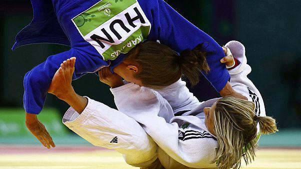 """Baku 2015: Telma de """"ouro"""" aponta ao pódio nos Jogos Olímpicos"""