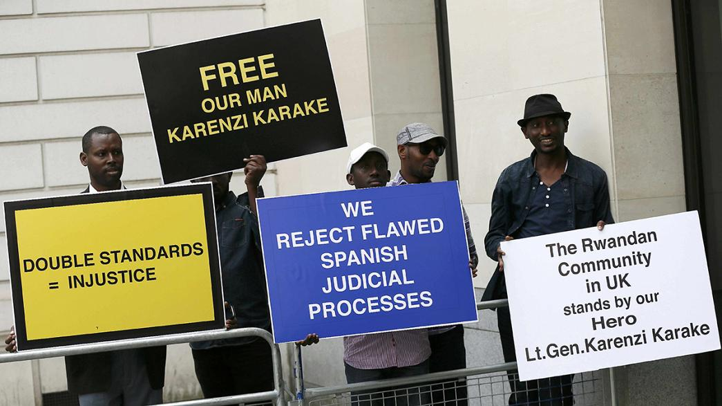 Rwanda: arrestato a Londra, libero su cauzione il capo dei servizi segreti