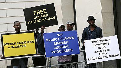 Großbritannien: Ruandas Geheimdienstchef kommt auf Kaution frei