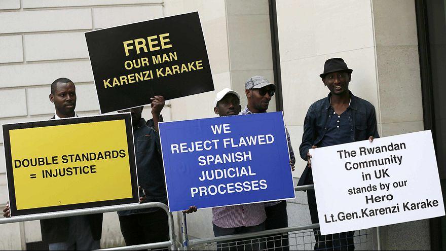 Британия: глава разведведомства Руанды отпущен под залог