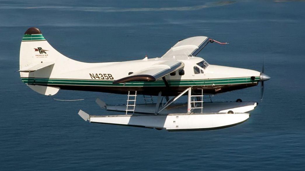 Alaska: Neun Tote bei Wasserflugzeug-Absturz