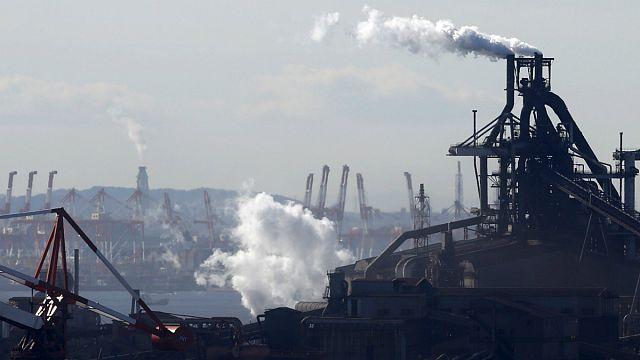 """Крупнейшие """"загрязнители"""" атмосферы обращаются к """"зеленой"""" энергии"""