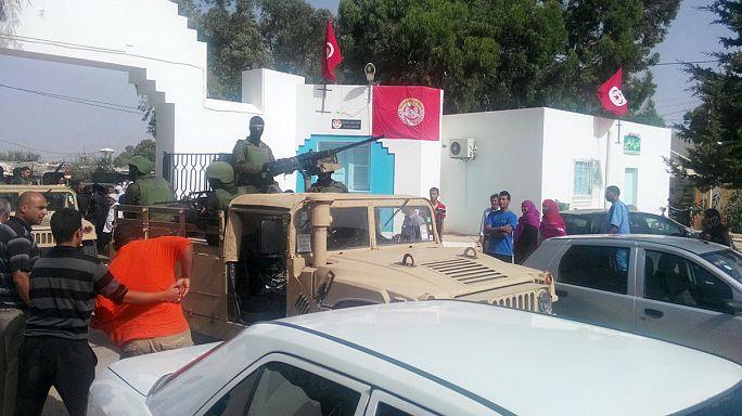Tunus'ta otele terörist saldırı