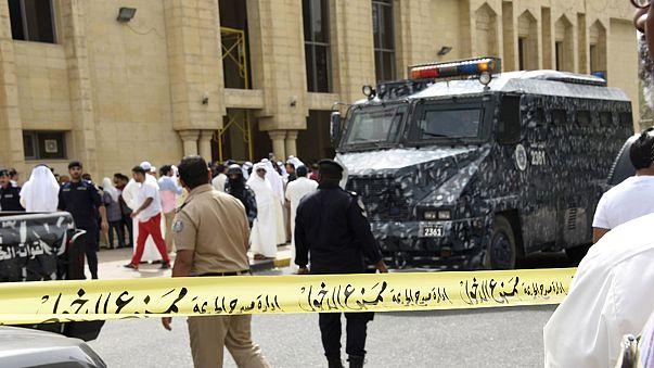 Kuveyt'te camiye intihar saldırısı
