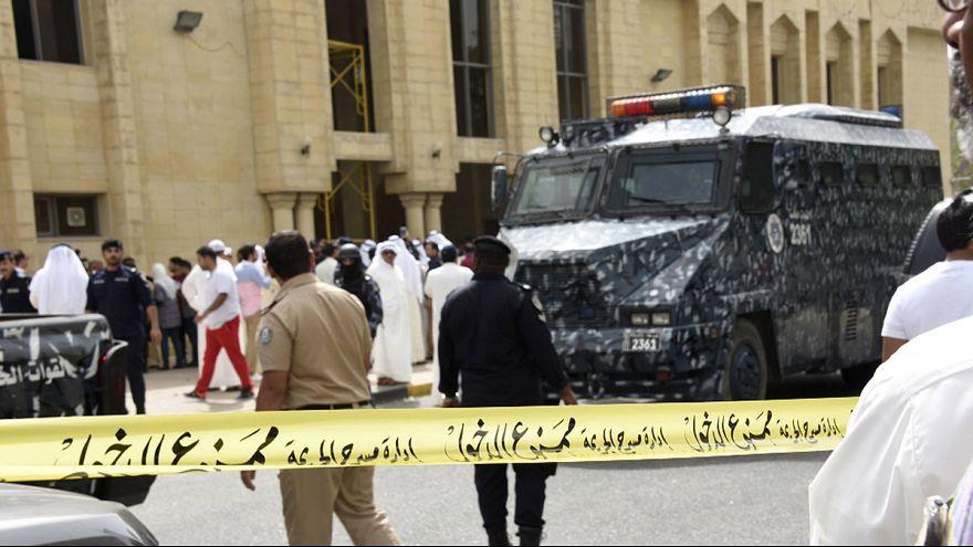 Mesquita no Kuwait alvo de ataque suicida