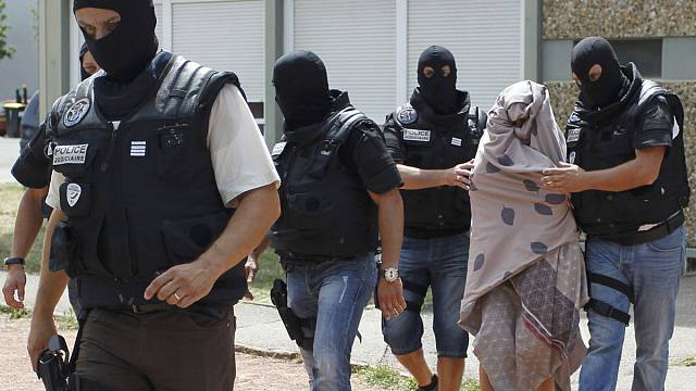 Iszlamista terrortámadás Lyon mellett