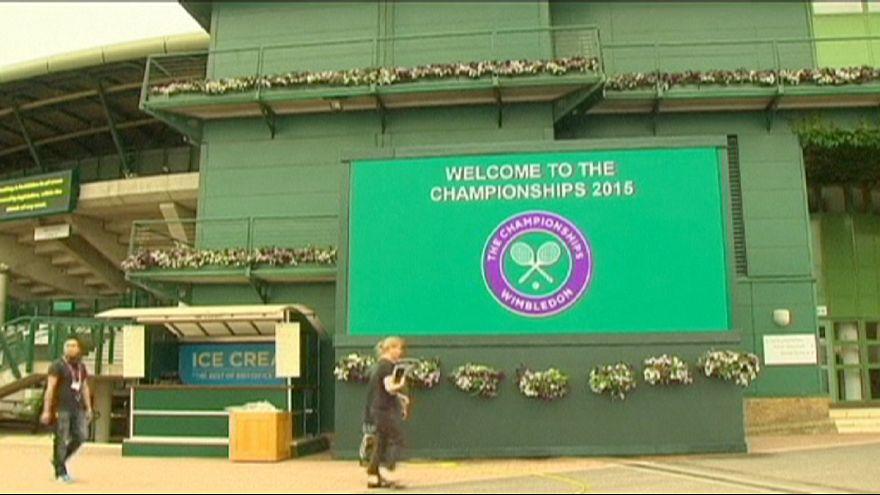 Wimbledon : Tirage difficile pour Djokovic, voie royale pour S.Williams