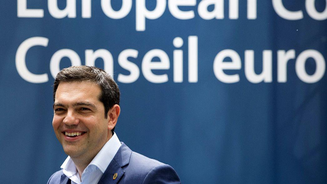 Tsipras spricht von Erpressung durch die EU
