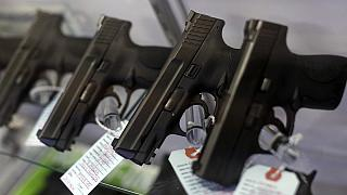 US annual gun killings far outnumber its worst toll from terrorism