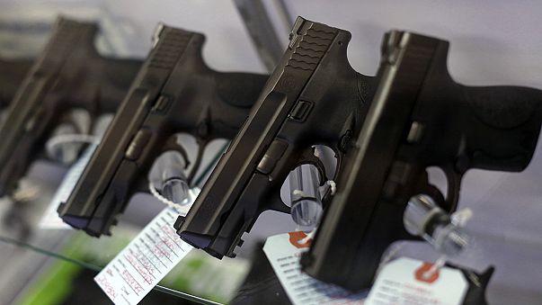 الولايات المتحدة: الجريمة وانتشار السلاح