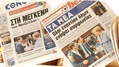 Ad Atene si pensa già al futuro