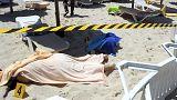Tunus'ta kanlı saldırı: 37 ölü