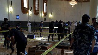 Tödlicher Anschlag auf vollbesetzte Moschee in Kuweit