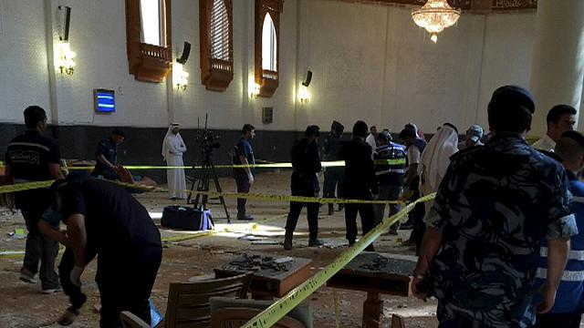 ISIL claims it carried out Kuwait mosque bombing