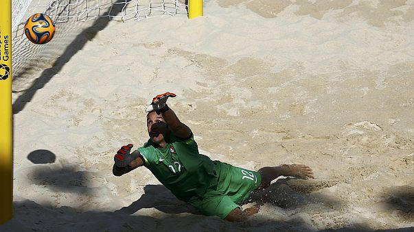 Dominio ruso en los Juegos Europeos de Bakú