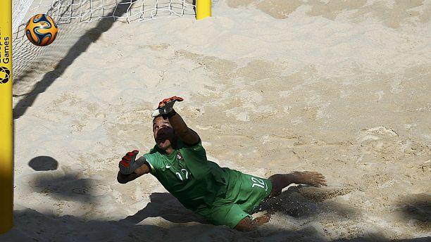 Russia continue to dominate European Games