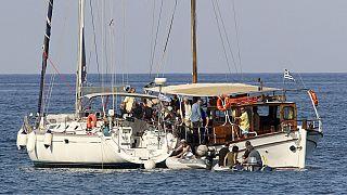 La Freedom Flotilla 3 in rotta verso Gaza.