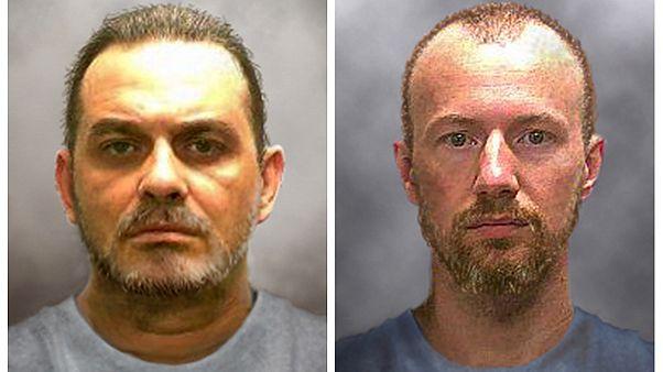 یکی از دو زندانی فراری زندان فوق امنیتی آمریکا کشته شد