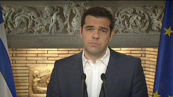 Греция проведёт референдум о принятии условий международных кредиторов