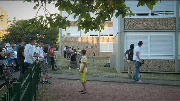 La localidad de Saint-Priest, conmocionada por el atentado en la fábrica de gas