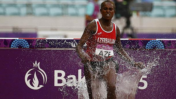 Second athlete fails drugs test at Baku European Games