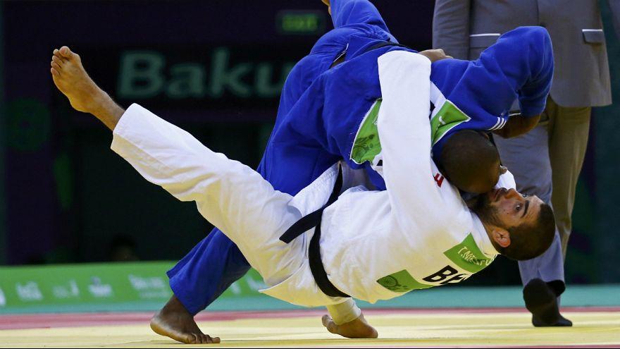 Deutsche Judo-Frauen gewinnen Silber in Baku